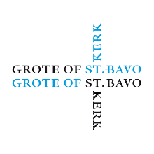 LOGO GROTE OF ST. BAVO KERK