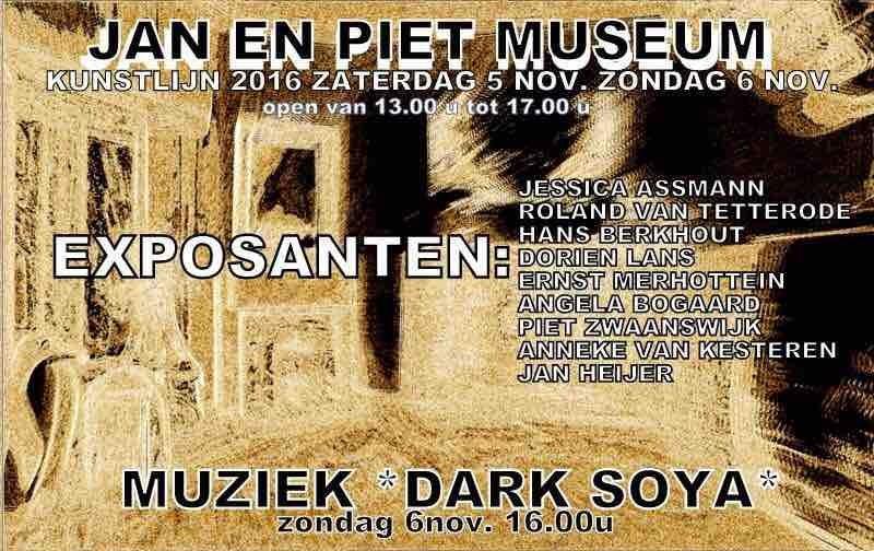 Jan en Piet Museum Haarlem