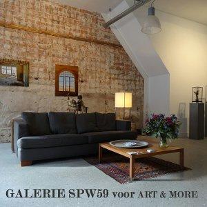 Galerie SPW59 -Logo Kunstlijn