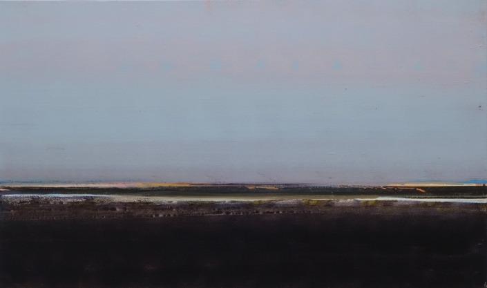 Helmuth van Galen - Buitenruimte-nr.-3-8-60x100-cm