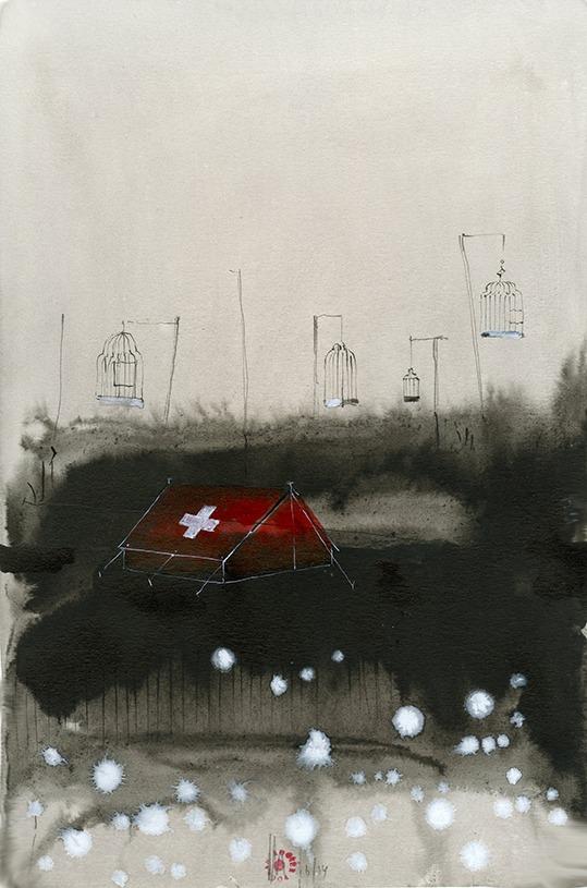 Rogier Polman - Slagvelden