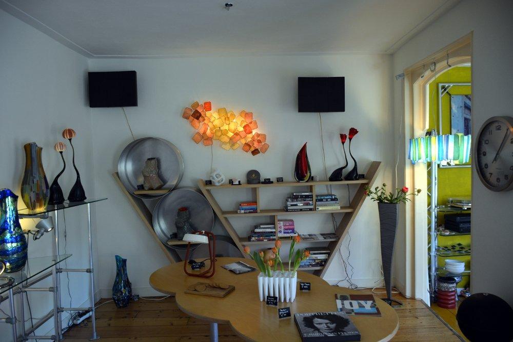 Galerie In Huis : Een galerie aan huis galerie a casa kunstlijn haarlem